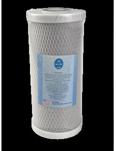 """Aktivkohlefilter für Hauswasserfilter, 10"""" OBE"""