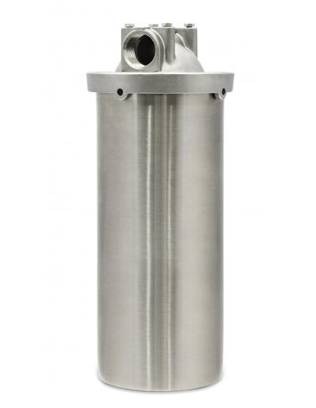 Seitenansicht der Wasserfilter HA 600