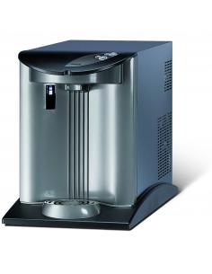 Der Wasserspender Perla J TOP 30 WG mach Sprudel aus Leitungswasser - und in jede Küche eine gute Figur