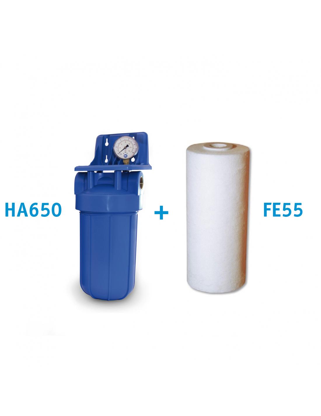 wasserfilter für eisenhaltiges wasser