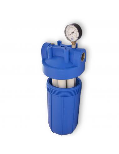 Der Flow 2000 filtert zuverlässig Bakterien (auch Coli) aus dem Trinkwasser