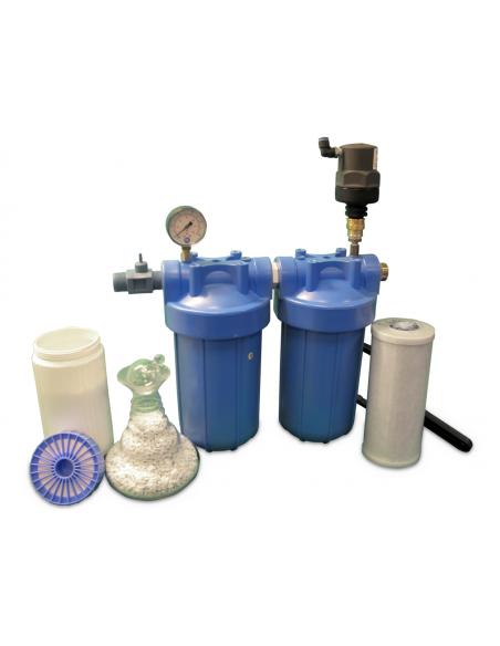 Set zur Belebung von Hauswasser