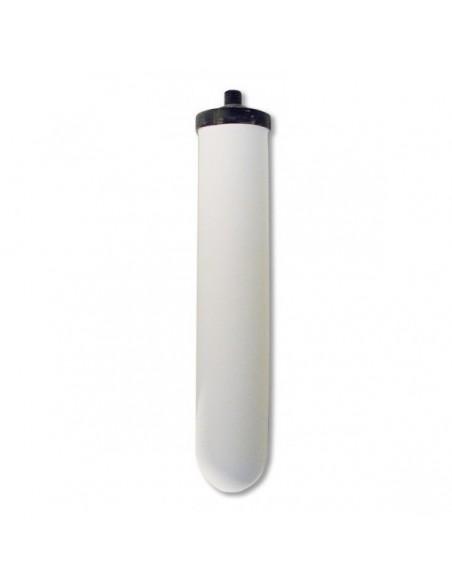 KF 11 Doulton Supercarb S - Keramik - Aktivkohle Wasserfilter mit Enthärtungswikrung