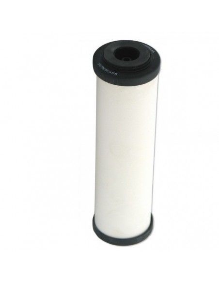 KF 15 Doulton Supercarb - Keramik- Aktivkohle Wasserfilter