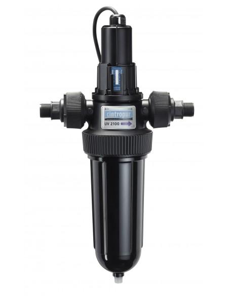 UV Wasser Desinfektion für 1000 l/h Trinkwasser