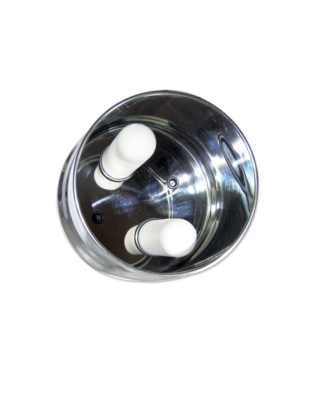gravitations wasserfilter filtert wasser nur mit schwerekraft ohne strom und wasserdruck. Black Bedroom Furniture Sets. Home Design Ideas