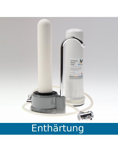 eco vital tischfilter pe filter mit enth rtungsfaktor bakterien und schadstoffentfernung. Black Bedroom Furniture Sets. Home Design Ideas
