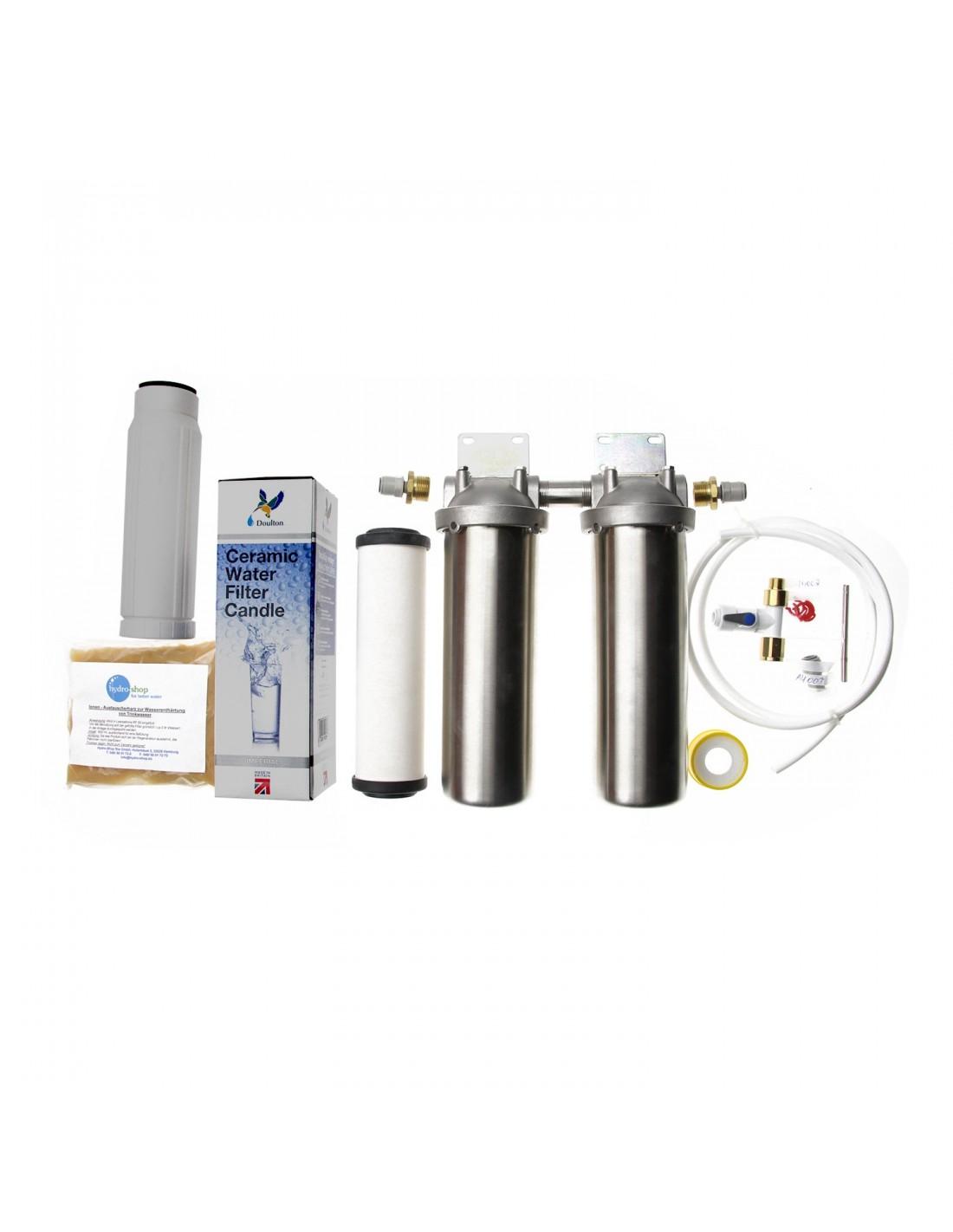 Wasserfilter für die Küche - Quellklar Wasserfilter