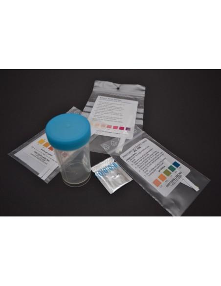 Brunnenwasser Kombi-Test