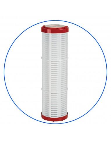 """HOT Heißwasser Sedimentfilter 10"""", auswaschbare Mehrwegkartusche"""