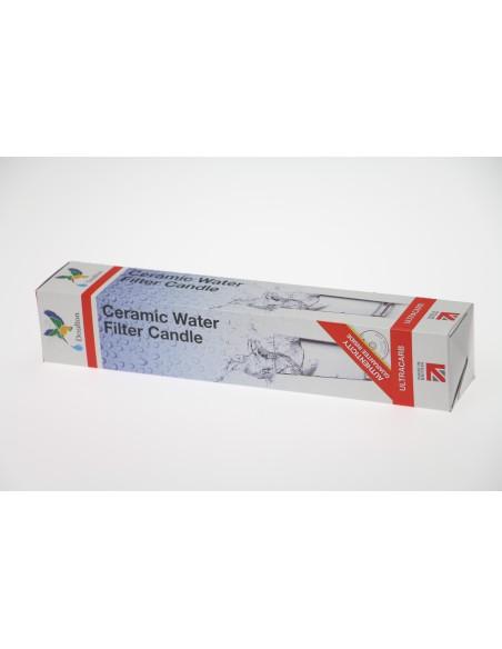 KF 12 Doulton Ultracarb - Wasserfilterpatrone mit Keramik- Aktivkohlefilter