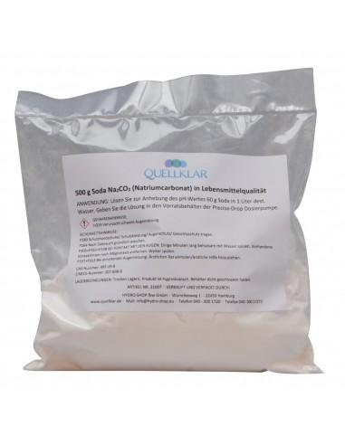 Soda Natriumcarbonat Pulver zur Entsäuerung